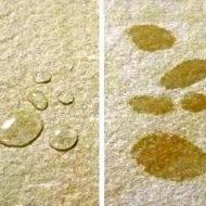 Steinversiegelung, Steinimprägnierung STONE PROTEC