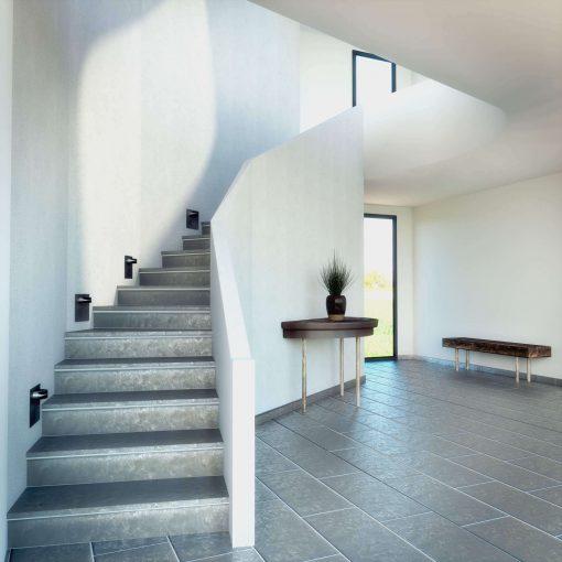 Steinimprägnierung, Steinschutz, Betonschutz, Treppenpflege
