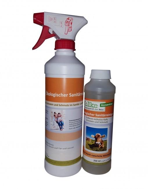 Sanitärreiniger ökologischer
