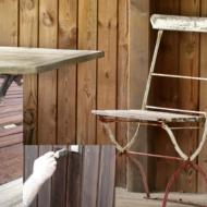 Holzpflege